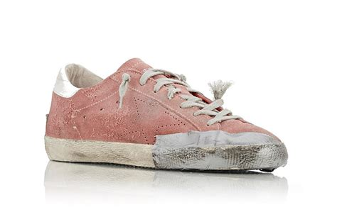 golden goose pre distressed sneaker controversy statement