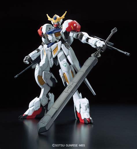 Gundam Barbatos Ko Gdm 01 amiami character hobby shop 1 100 mechanics