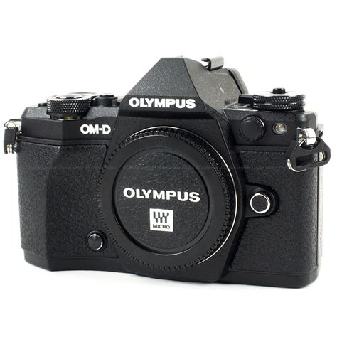 olympus mirrorless olympus om d e m5 ii mirrorless black