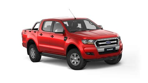 Ford Ranger XLS Special Edition   Ford boosts Ranger with