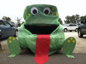 Halloween Car Decorations 18 Trunk Or Treat Car Decorating Ideas Make It And Love It