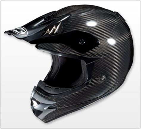 carbon fiber motocross helmets hjc helmets direct