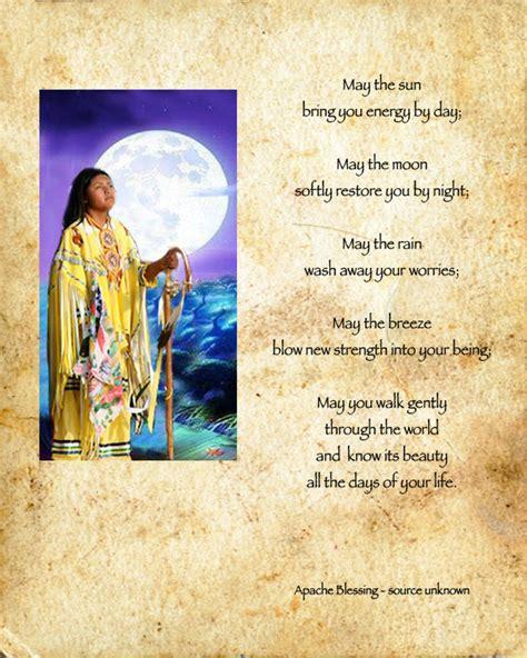 Wedding Blessing New York by American Apache Prayer For Thanksgiving