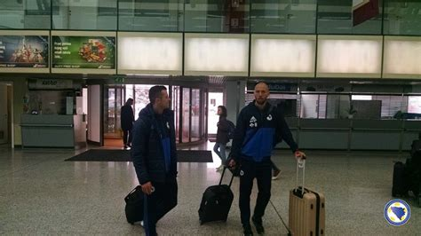 BIH Team Departed For Albania