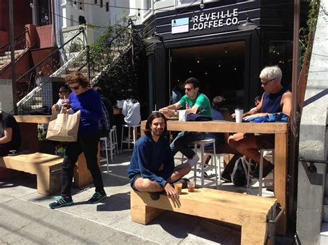 Castro Parking Garage by Personal Garages Become Cafes In The Castro Thanks To