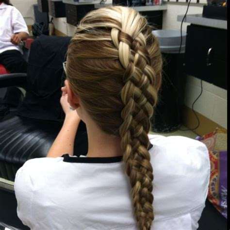 5 strand french braid aunt need to and braids on pinterest