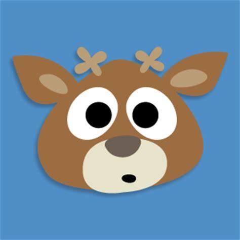 printable mask of deer masketeers new masks coming up