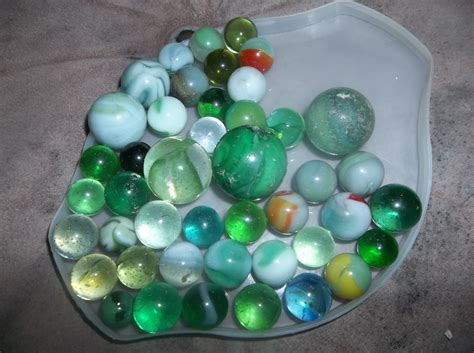 the marble collector more mystery marbles collectors weekly