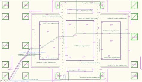 Zero Lot Line House Plans by Foundations Under Slab Plumbing