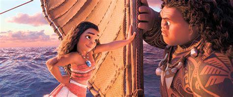 moana film forum set sail with the spirited familiar moana weekend