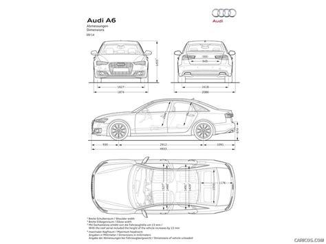 Audi A6 Size Dimensions by 2015 Audi A6 Dimensions Hd Wallpaper 32