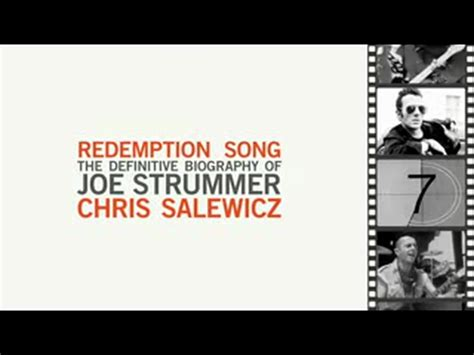 redemption song books redemption song the definitive biography of joe strummer