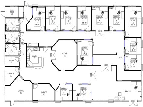 floor plans for sheds cool bedroom layouts commercial office building floor