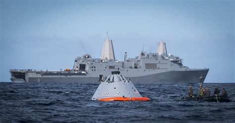 Jumpants Mr Mars Navy uss san diego completes nasa mission commander u