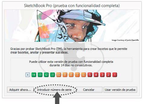 sketchbook pro numero de serie y clave candela pro 169 autodesk sketchbook pro v6 2 5 win espa 209 ol