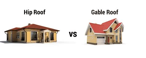 Hip Roof Shape Homeowners Insurance Hip Roof Vs Gable Roof