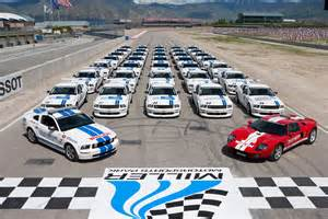 Racing School Ford Racing High Performance Driving School Announces 2012