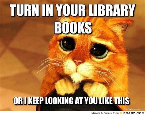 Book Meme - 19 situations that will make library lovers smile