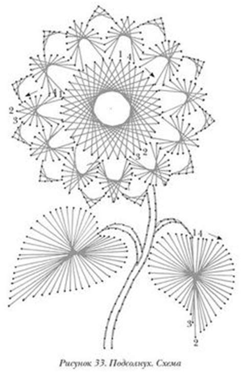 String Patterns Pdf - how make string flower free pattern flower