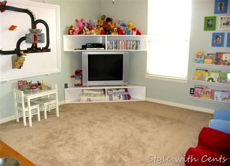 Wall Tv Cabinet by Diy Tv Stand 10 Doable Designs Bob Vila