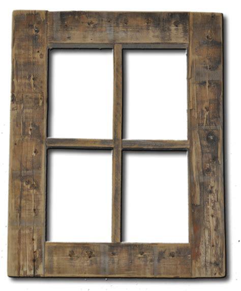 rustic wood frame primitive rustic weathered wood window frame