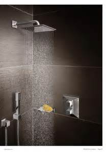 04 grohe allure thermostatic rain shower set