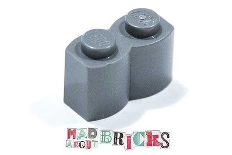 Lego Parts Lego Part 30136 4519970 Brown Palisade Brick 1x2 lego 30136 1 215 2 palisade brick 4211095 ebay
