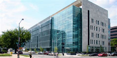 hok washington dc consolidated forensic laboratory