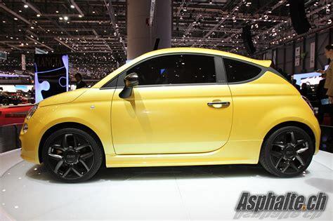 fiat 500 coupe 232 ve 2011 fiat concept 500 coup 233 zagato asphalte ch