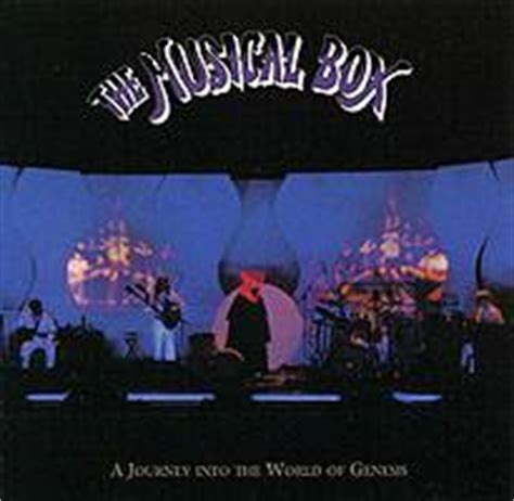 musical box genesis lyrics the musical box a journey into the world of genesis album