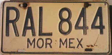 refrendo placas 2015 edomex placas refrendo 2015 placas de morelos 2015 placas de