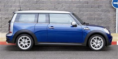 2008 mini cooper clubman review, ratings, specs, prices