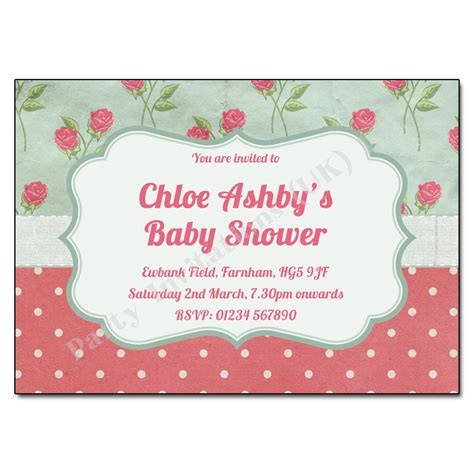 Baby Shower Invites Uk by Baby Shower Invitations Uk Best Baby Decoration