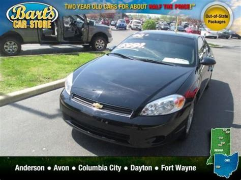 buy car manuals 2006 chevrolet monte carlo head up display find used 2006 chevrolet monte carlo lt in 8315 e us highway 36 avon indiana united states