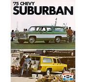 1975 Chevrolet Suburban Photos