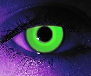 glow in the dark contact lenses | lenses, raves and dark