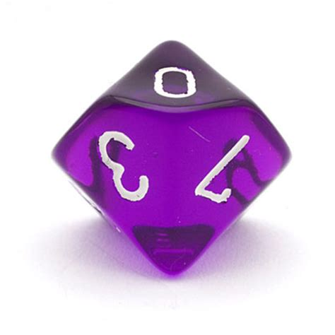 Decor Accessories For Home F G Bradley S Dice 10 Sided Transparent 0 9 Dice