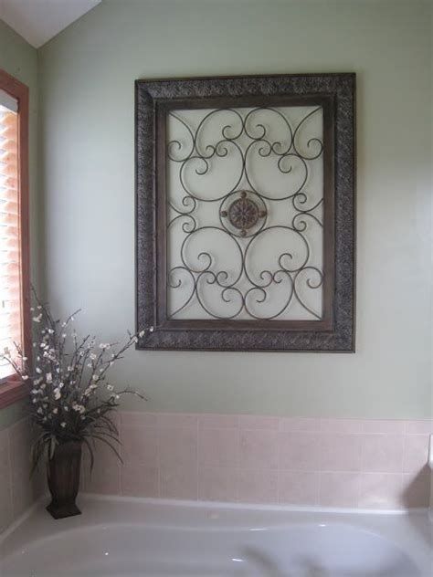 Bath Wall Decor by 25 Best Ideas About Iron Wall Decor On