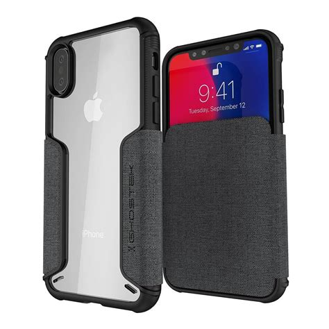 iphone xs max ghostek exec 3 series for iphone xs max iphone p