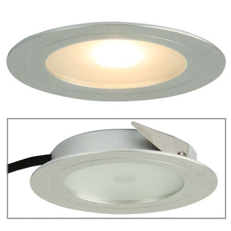 Recessed Led Cabinet Lighting by Magro Led Recessed Cabinet Light Zizo