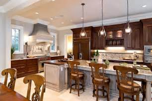 Kitchen Islands Lighting Traditional Kitchen By In Detail Interiors