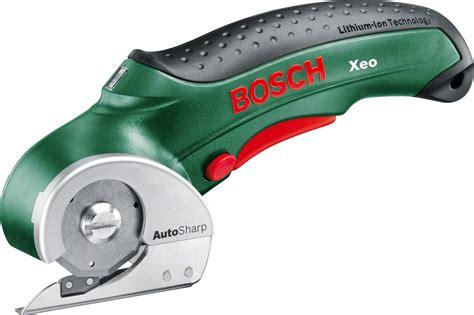 Bosch Xeo Akku Universalschneider 5243 by Xeo Akku Universalschneider Akku Ger 228 Te Heimwerker