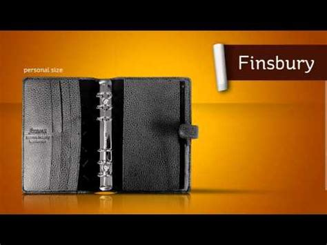 filofax finsbury pocket organiser black | pen heaven