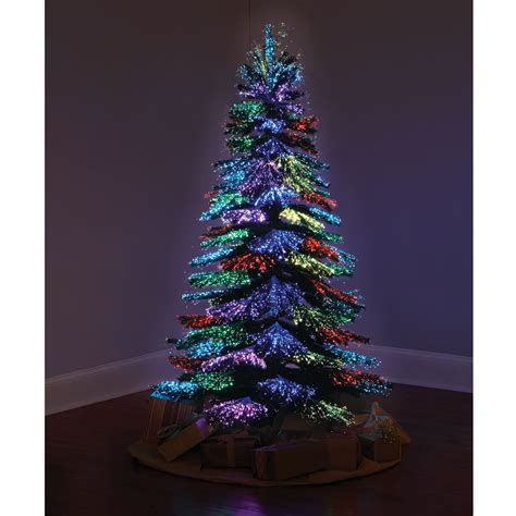 how many lights for 6 foot tree the thousand points of light tree hammacher schlemmer