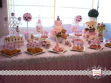 Teddy Baby Shower Theme by Ballerina Teddy Birthday Ideas Photo 1 Of 37