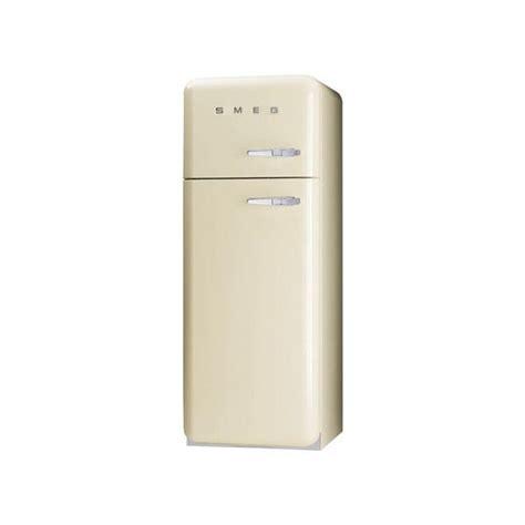 frigo a due porte smeg fab30lp1 frigorifero due porte anni 50 panna 60cm