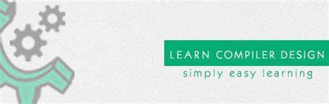 tutorialspoint compiler compiler design tutorial