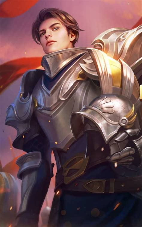 blazing lancer zilong mobile legends ml mobile legend
