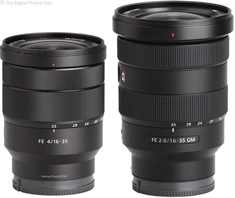 Sony Fe 16 35mm F 2 8 Gm sony fe 16 35mm f 2 8 gm lens review