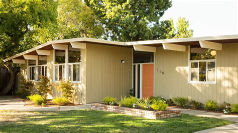 mid century houses midcentury modern homes interiors a new facebook group